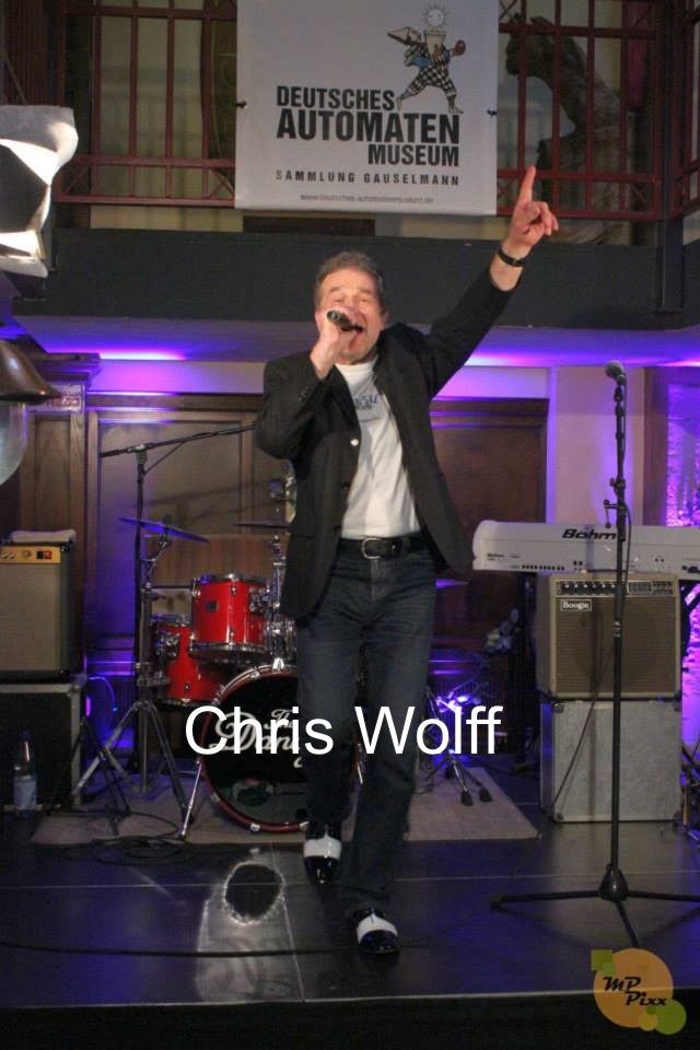 Chris Wolff